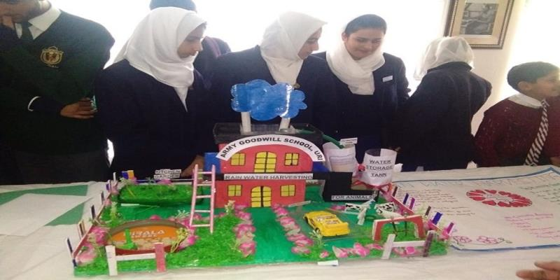 INTER SCHOOL COMPETITION 2018-19 FOR SCIENCE MODEL, QUIZ, DRAWING AND DEBATE HELD AT BARAMULLA ON 24 NOV 2018.